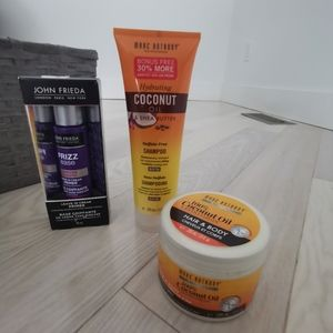 New Marc anthony john Frieda hair products